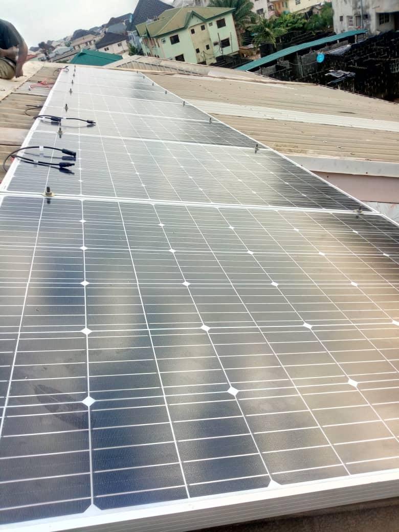 Solar Solution (8 Panels)